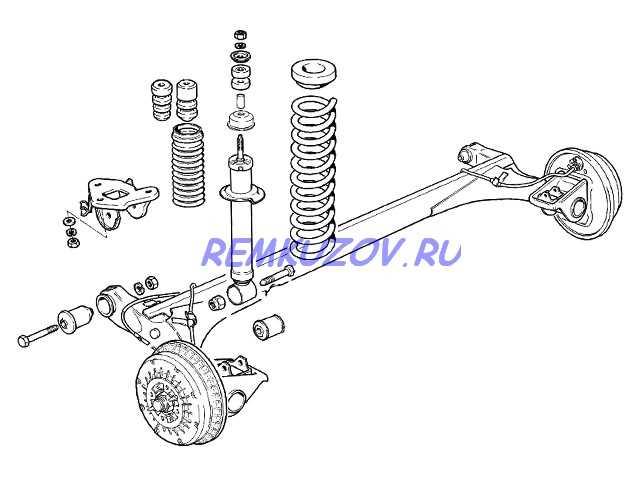 «лада-приора» — передняя подвеска: ремонт, устройство, особенности конструкции